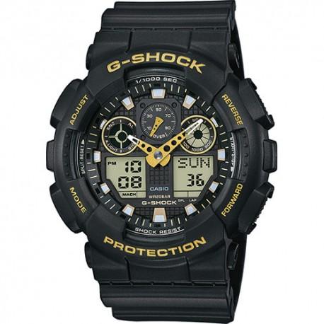 CASIO G-SHOCK GA-100GBX-1A9ER