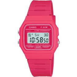 CASIO F-91WC-4AEF