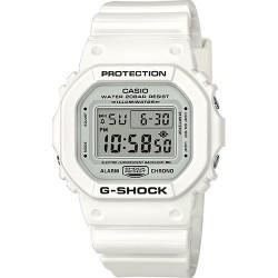 CASIO G-SHOCK DW-5600MW-7ER⎪DW-5600MW-7⎪ORIGINAL⎪ENVIO CERTIFICADO⎪HOMBRE⎪BLANCO