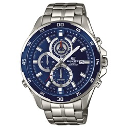 CASIO EDIFICE EFR-547D-2AVUEF ⎪EFR-547D-2A⎪AZUL⎪METAL
