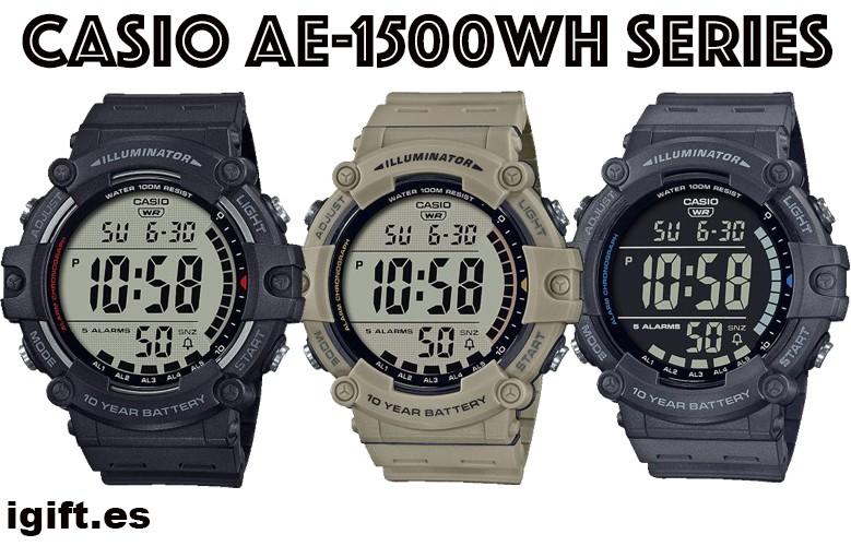 AE-1500 SERIES IN IGIFT.ES
